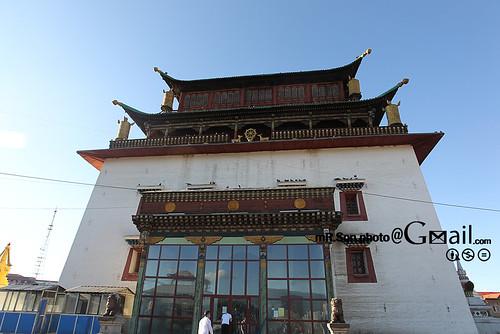 간단 사원/Gandantegchinlen Monastery