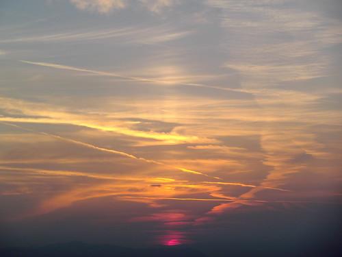 Летен залез / Summer sunset
