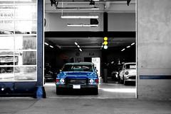 Chevelle (David Sebben) Tags: color chevrolet car muscle antique iowa chevelle davenport dealership selective