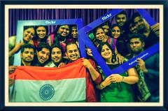 Yahoo Small Business India - $$$ Window of Success $$$ (prasenrulz84) Tags: freedom y yahoos egl independenceday funwork yahooblrgoesethnic