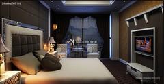 Thiết kế nội thất phòng ngủ tân cổ điển_18