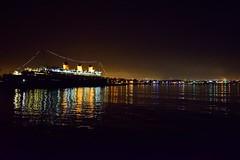 DSC_2176_61 (jjldickinson) Tags: sky reflection water harbor ship tour queenmary longbeach 001 oceanliner portoflongbeach polb nikond3300 promaster52mmdigitalhdprotectionfilter nikon1855mmf3556gvriiafsdxnikkor