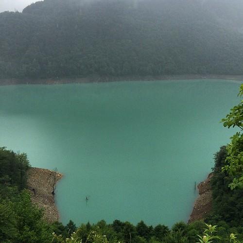 Barrage d'Ingouri #svanetie #georgia
