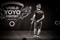 WYYC 2014 - Tomoyuki Kaneko #4681 (svenpetersen1965) Tags: prague prag praha czechrepublic divadloarcha wyyc2014 worldyoyocontest2014