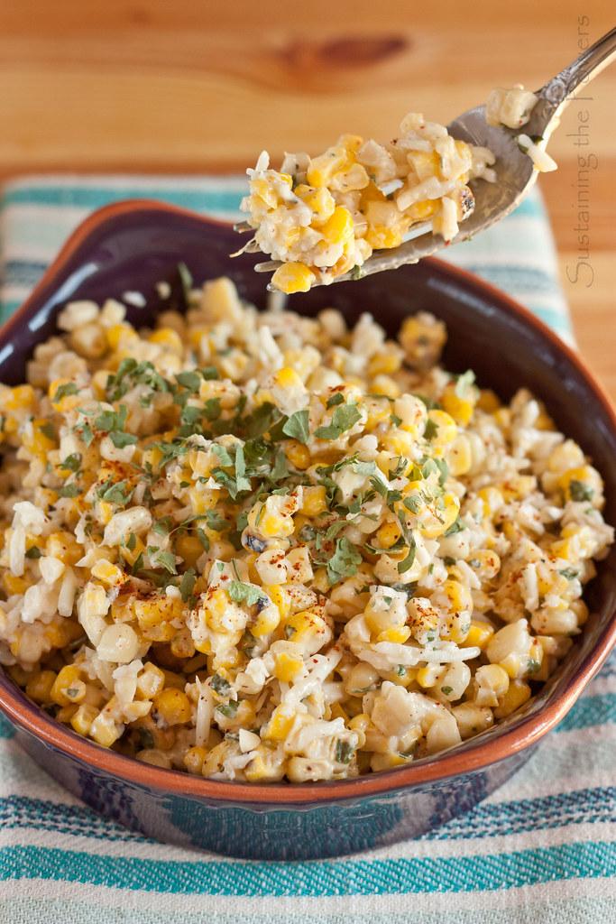 Esquites Mexican Corn Salad-4 (PowerStephy) Tags: recipe salad corn ...