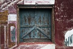 Depot door (hutchphotography2020) Tags: texture nikon doors rustic depot weathered photographyart