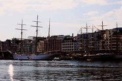 Bergen Tall Ships (sobergeorge One day at a Time) Tags: tallships msveendam bergennorway sobergeorge voyageofthevikings bysobergeorge vov2014