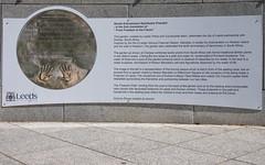 P1070520-1 Nelson Mandela Gardens, Leeds, uk (Lawrence Holmes.) Tags: uk square leeds millenium nelson mandela antoniastowe
