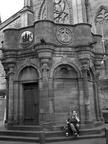 Morning coffee, Edinburgh ©  Still ePsiLoN