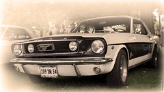 Mustang (FranSight) Tags: auto france ford car canon photo flickr photographie picture fran voiture 40 mustang gt facebook hagondange eos70d fransight franimage franimages