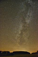 Milky Way over Highlands (Zejdla CZ) Tags: night way highlands nikon republic czech milky astrophoto nightonearth d7000 18105mmf3556 svratouch