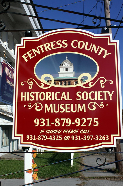 In Print: Fentress Co Historical Society Museum