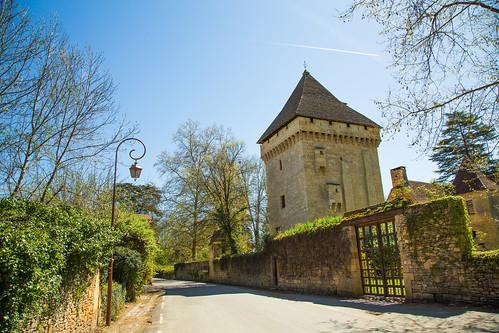 France - Dordogne - Saint-Léon-sur-Vézère - Manoir de La Salle
