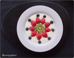 Beerenjoghurt