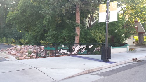 Photo - 15th Street (Arapahoe to Canyon) Streetscape Improvements (Complete)
