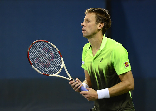 Daniel Nestor - 2014 US Open (Tennis) - Tournament - Daniel Nestor