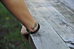 Tattoo went for a walk! (aleksandra_nar) Tags: nature tattoo arm serbia nikola