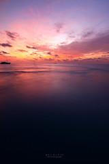 M a l d i v e s (Faisal | Photography) Tags: blue sunset landscape see maldives canoneos50d tokina1116 فيصلالعلي