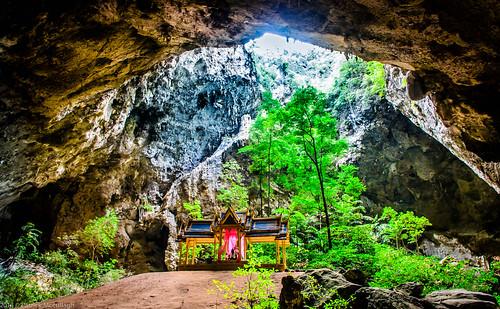 Phrayanakorn Cave