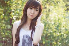 Time up your Life - Lianita.Putri (Alveus Henry) Tags: portrait girl beauty asian shot bokeh single casual photoshot rims simple indonesian asiangirl alveushenry