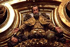 en la Iglesia de Luanco (M. Martin Vicente) Tags: iglesia luanco barroco dorados colordorado diospadre sobredorados imgenesgratis imgeneslibres freepictures imagesfree fotografsdemanuel