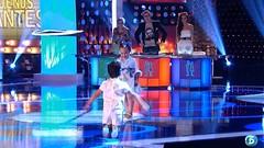 """Angy, Melody y Jorge Cadaval se han quedado con la boca abierta en el gran estreno de """"Pequeños Gigantes"""""""