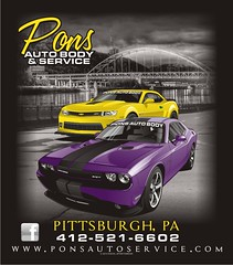 "Pons Auto Body and Service - Pittsburgh, PA • <a style=""font-size:0.8em;"" href=""http://www.flickr.com/photos/39998102@N07/15029094369/"" target=""_blank"">View on Flickr</a>"