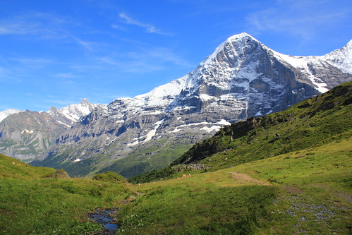 The famous Eiger