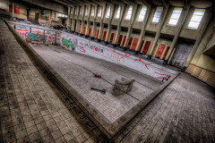 Piscine Dramatique (Batram) Tags: abandoned lost bath place decay bad piscine urbex schwimmbad dramatique