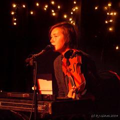 Annie Baylis (ExeDave) Tags: uk england music phoenix festival keys keyboard folk live gig player september devon violin exeter gb acoustic vocalist violinist 2014 acoustica folkpop garethleeanniebaylis p9139172 anniebaylis garethandannie acousticafest