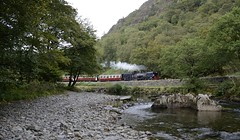 87 (Lewis Maddox) Tags: wales north railway highland welsh snowdonia gauge gala narrow ffestiniog superpower garratt whr