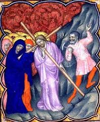 The Gospel of St. Luke 23  24-32 Way to Calvary - By Amgad Ellia 10 (Amgad Ellia) Tags: st by way luke 23 gospel amgad ellia calvary the 2432