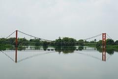 葫蘆埤生態公園 (Babbychen) Tags: bridge sony taiwan tainan 台南 橋 隆田 台南景點 ilce6000