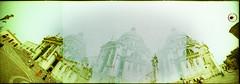 Santa Maria della Salute (pho-Tony) Tags: venice color colour green film contrast rollei 35mm lens 1 lomo xpro lomography cross grain shift slide tint ishootfilm cast crossprocessing pro blender analogue 135 fullframe process ultrawide hue e6 compact blend colorcast lcw colourcast c41 17mm ultrawideangle superwide filmisnotdead cr200 digibase rolleicr200 rolleidigibasecr200pro lcwide lomolcw lomolcwide minigon17mm minigon