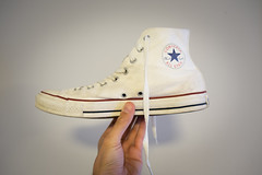 Converse  High Tops (Nomad Soldier) Tags: high pumps top trainers converse