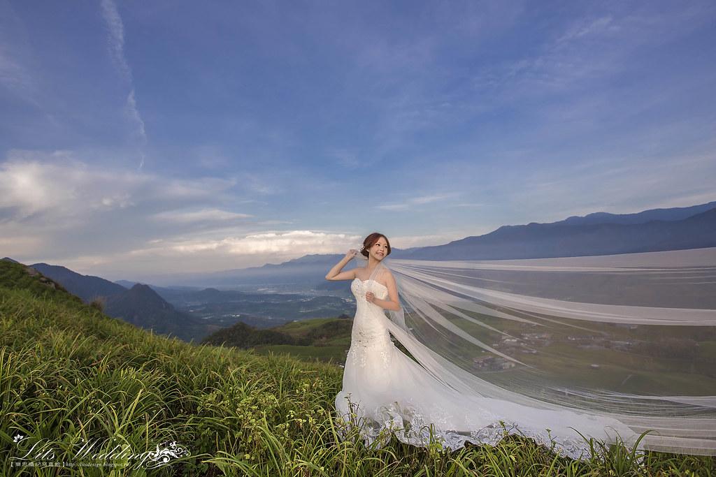 台東婚紗,自助婚紗,愛維伊婚紗工作室,優質自助婚紗,推薦婚紗,花蓮六十石山,台東伯朗大道,台東熱氣球