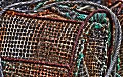 Nasa de pesca - jaula