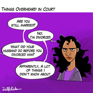 Humor in the Court