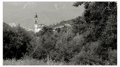 Torrente Fersina presso Canezza (Frazione di Pergine Valsugana, TN) (7) (Kini Pier) Tags: monochrome canon trentino pergine valsugana canezza canoneos1100d