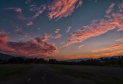 Salem Sunset (Michael Kline) Tags: sunset september va salem civiccenter 2014