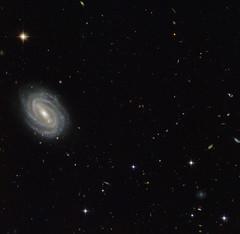 space nasa galaxy esa darkmatter hubble pgc54493