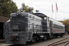 Sacramento Southern No. 2030 GM-EMD SW-8 1951 6 (Jack Snell - Thanks for over 24 Million Views) Tags: california ca old railroad wallpaper classic wall museum vintage paper day state weekend antique no labor over historic celebration southern americana oldtimer sacramento veteran 1951 sw8 2030 gmemd jacksnell707 jacksnell