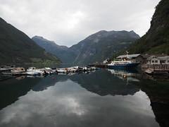 Geirangerfjord.