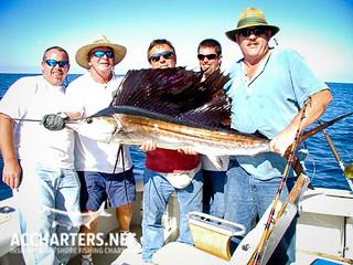 best deep sea fishing charter Amelia Island, FL