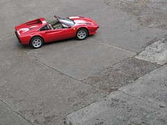 1979 Ferrari 308 GTS (davocano) Tags: brooklands fdz308