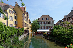 Colmar 005 (mpetr1960) Tags: city france river town nikon europe cityscape colmar f28 d800 2470mm nikond800