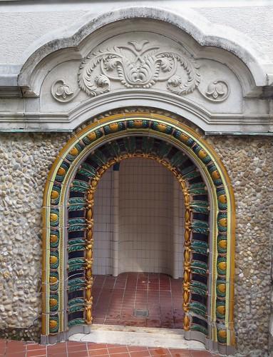Gellért Gyógyfürdő / Balneario / Thermal Baths, Budapest, Hungría/Hungary