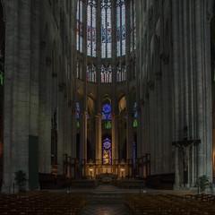 Beavais Cathedral Choir (Stan Parry) Tags: