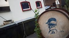 Drum (screenpunk) Tags: amsterdam dijksgracht woonboot houseboat drum trommel helm