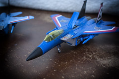 Hasbro Thundercracker (Jon..Hall) Tags: masterpiece transformers seeker seekers thundercracker hasbro igear jet altmode nikon nikond7100 d7100 toy toys toyphotography